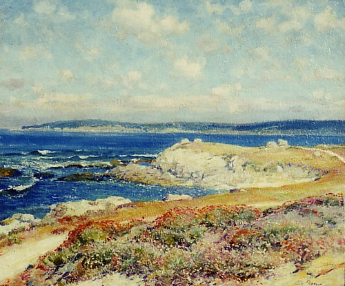 Guy Rose - Mission Point, Carmel